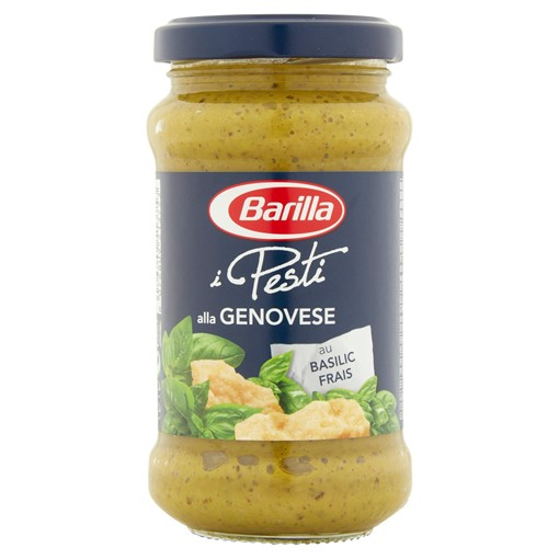 Picture of Barilla Pesto Sauce with Basil 190g