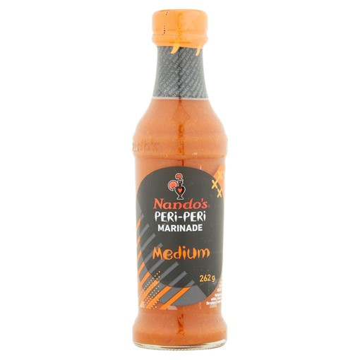 Picture of Nando's Medium Peri-Peri Marinade 262g