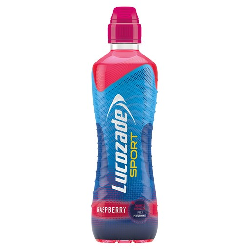 Picture of Lucozade Sport Raspberry 500ml