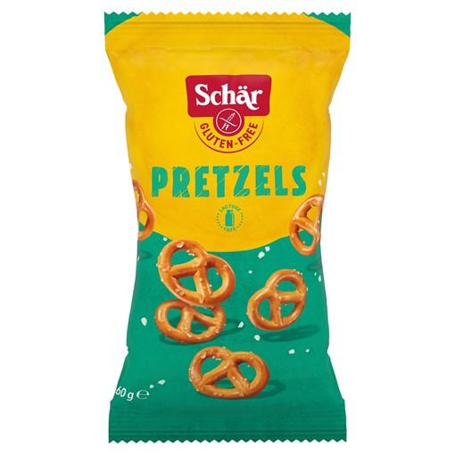 Picture of Schär Gluten Free Pretzels 60g