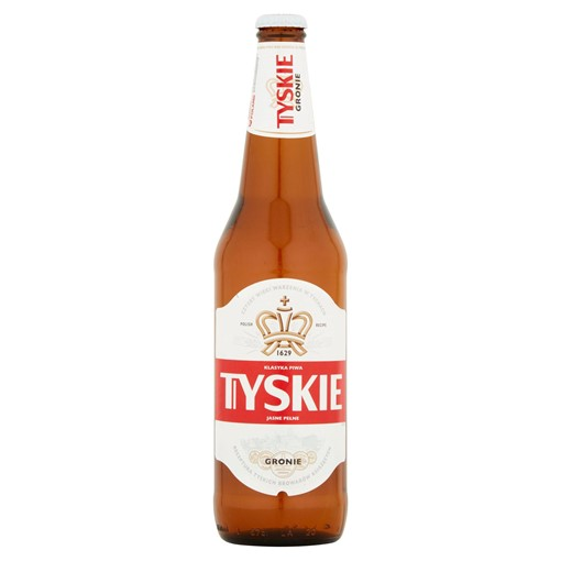 Picture of Tyskie 650ml