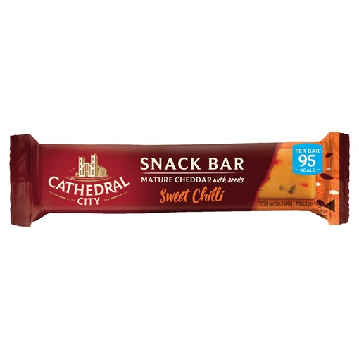 Picture of Cathedral City Snack Bar Sweet Chilli Cheese 24g