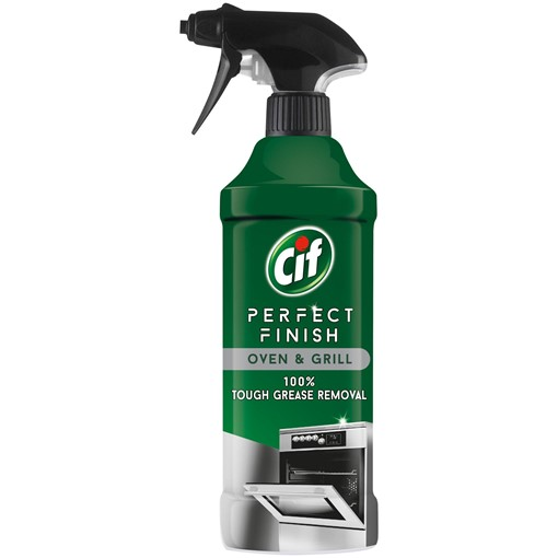 Picture of Cif Oven & Grill Specialist Cleaner Spray 435 ml
