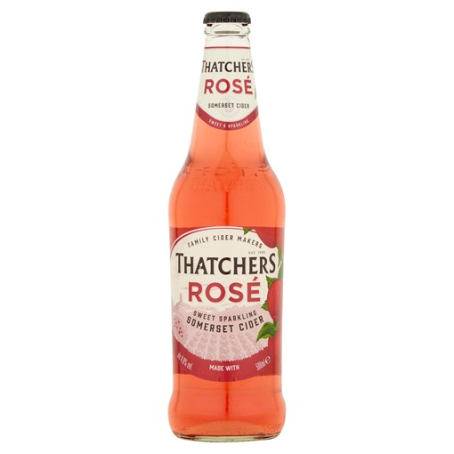 Picture of Thatchers Rosé Somerset Cider 500ml