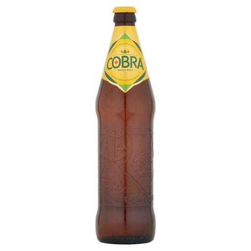 Picture of Cobra Premium Beer 620ml