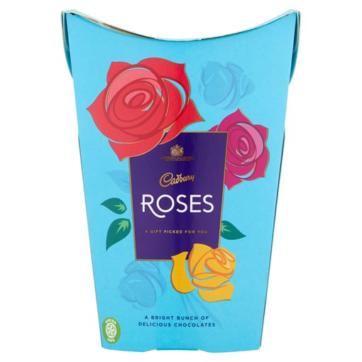 Picture of Cadbury Roses Chocolate Carton 186g