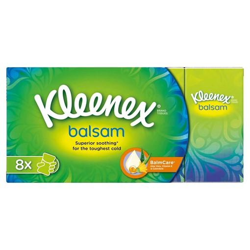 Picture of Kleenex® Balsam Pocket Tissues 8 Pack