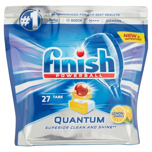 Picture of Finish Powerball Quantum Lemon Sparkle 27s