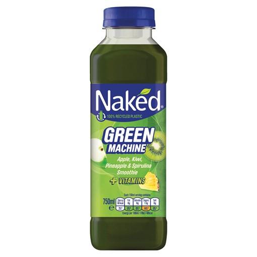Picture of Naked Green Machine Apple & Kiwi Smoothie 750ml