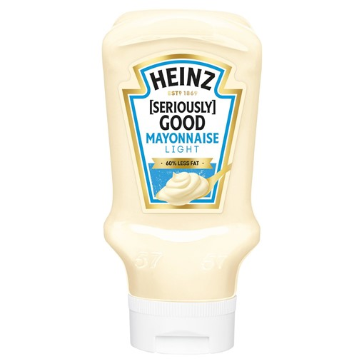Picture of Heinz Seriously Good Light Mayonnaise 420g