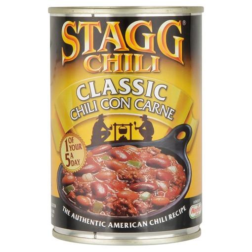 Picture of Stagg Chili Classic Chili Con Carne Medium 400g
