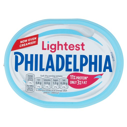 Picture of Philadelphia Lightest Soft Cheese 180g