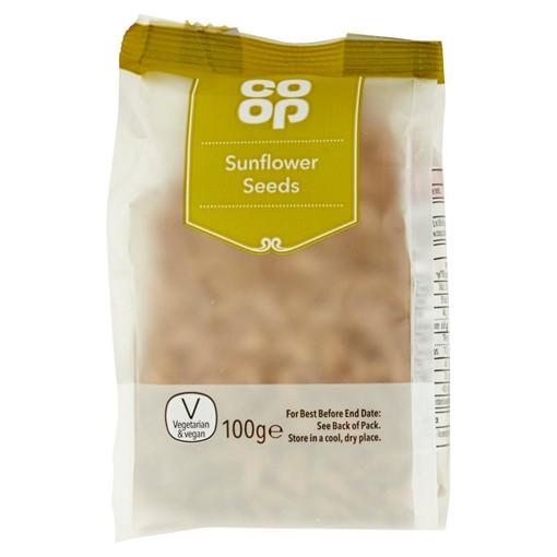 Picture of Co Op Sunflower Seeds 100g