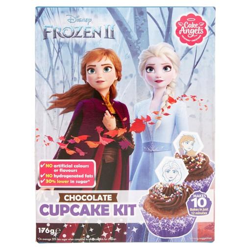 Picture of Cake Angels Disney Frozen 2 Chocola