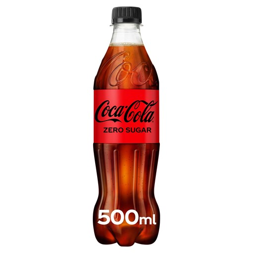Picture of Coca-Cola Zero Sugar 500ml