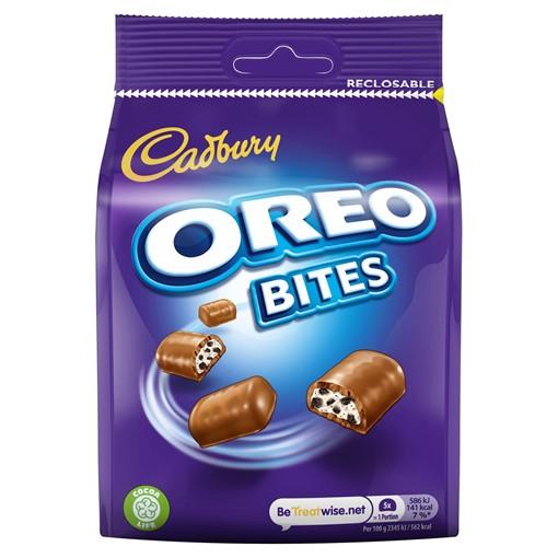 Picture of Cadbury Dairy Milk Oreo Bites Bag 110g
