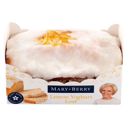 Picture of Mary Berry Lemon Yoghurt Loaf