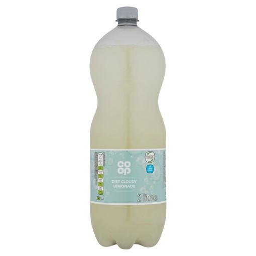 Picture of Co-op Classics Diet Cloudy Lemonade 2 Litre