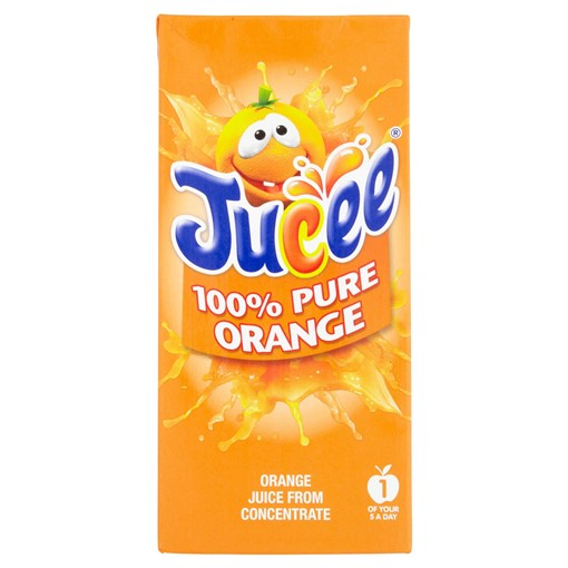 Picture of Jucee 100% Pure Orange 1 Litre