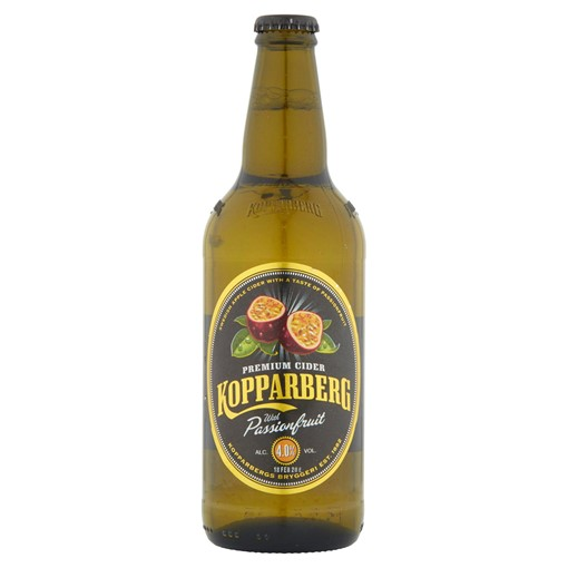Picture of Kopparberg Passionfruit 500ml