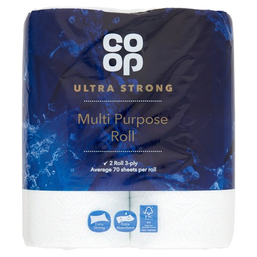 Picture of Co-op 2 Ultra Strong Multi Purpose Roll