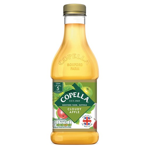 Picture of Copella Cloudy Apple Juice 900ml