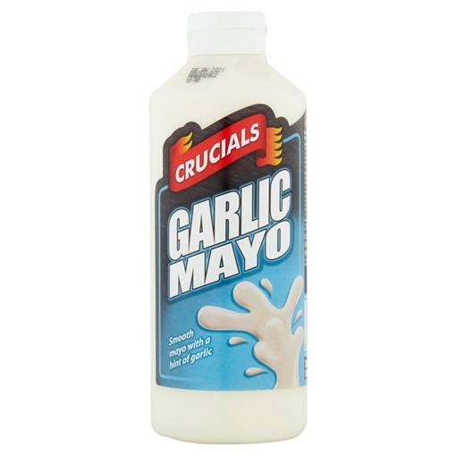 Picture of Crucials Garlic Flavoured Mayo Dip 500ml
