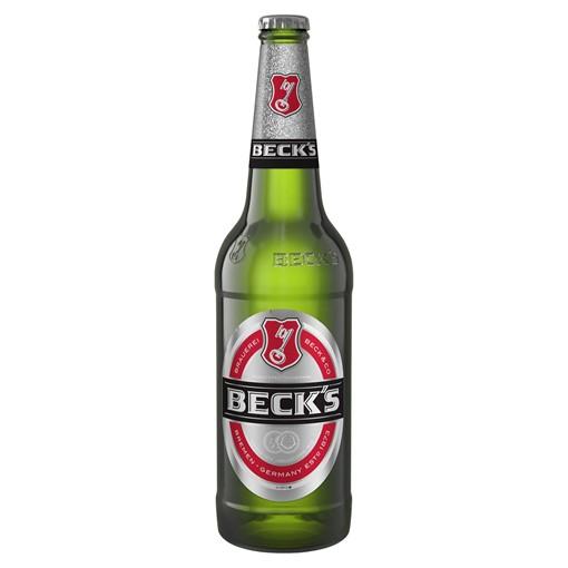 Picture of Beck's German Pilsner Beer Bottle 660ml