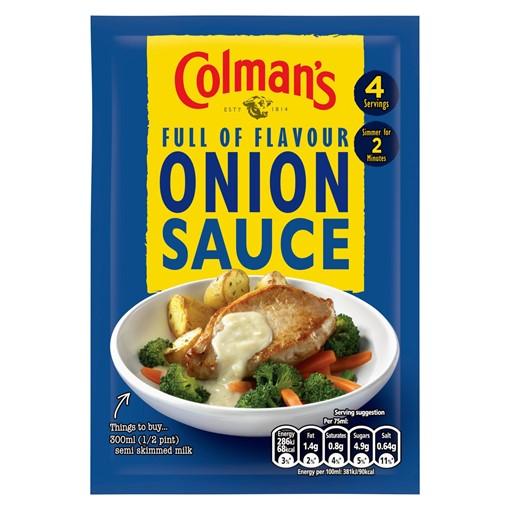 Picture of Colman's Onion Sauce Mix 35g