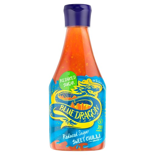 Picture of Blue Dragon Light Thai Sweet Chilli Sauce 350g