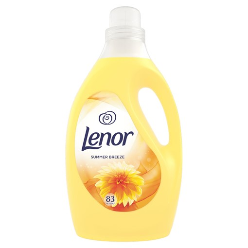 Picture of Lenor Fabric Conditioner With Summer Breeze 2.905L 83 Washes
