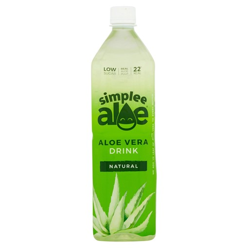 Picture of Simplee Aloe Natural Aloe Vera Drink 1L
