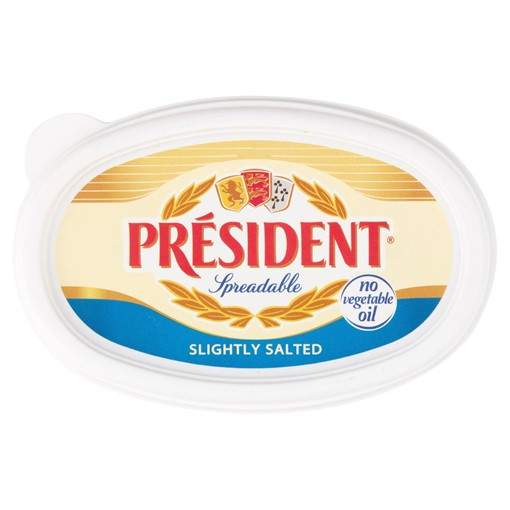 Picture of Président French Slightly Salted Spreadable 250g