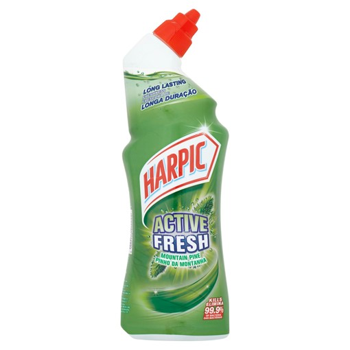 Picture of Harpic Active Fresh Mountain Pine 750ml
