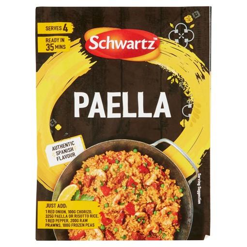 Picture of Schwartz Paella Recipe Mix 30g
