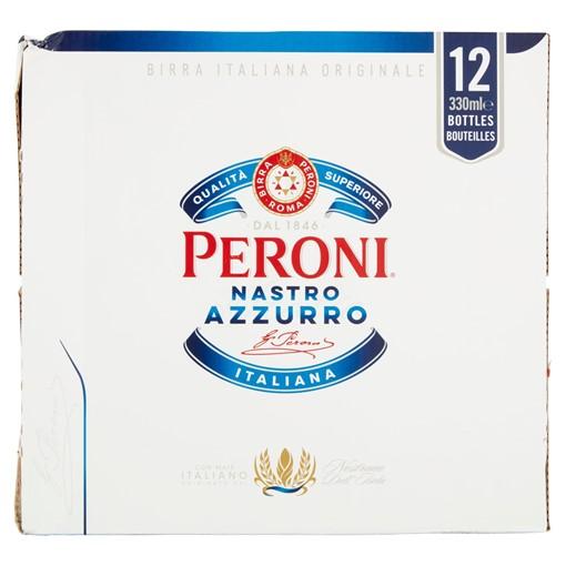Picture of Peroni Nastro Azzurro 12 x 330ml
