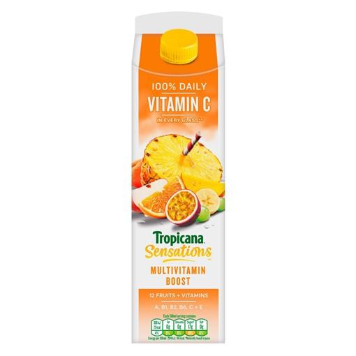 Picture of Tropicana Multivitamin Boost Juice 850ml