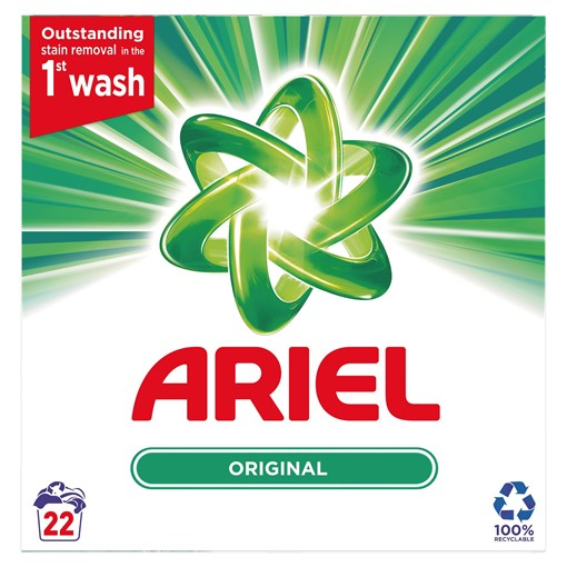 Picture of Ariel Powder Original 1.43KG 22 Washes