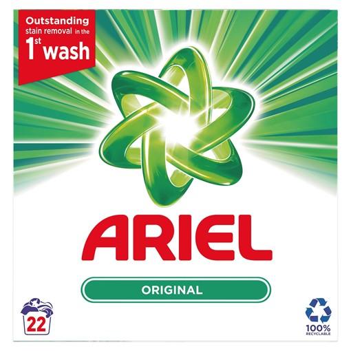Picture of Ariel Powder Original 1.43KG 22 Washes