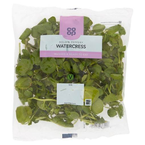 Picture of Co Op Watercress 75g
