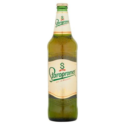 Picture of Staropramen Premium Czech Lager 660ml
