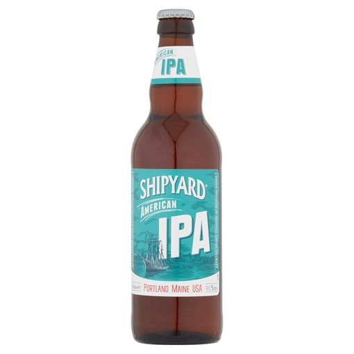 Picture of Shipyard American IPA Ale Beer 500ml