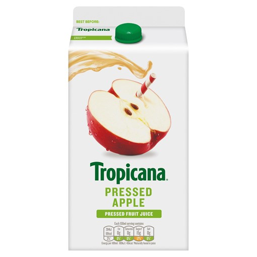 Picture of Tropicana Pressed Apple Juice 1.4L
