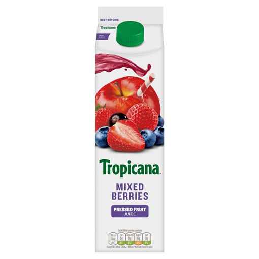 Picture of Tropicana Mixed Berries Juice 850ml