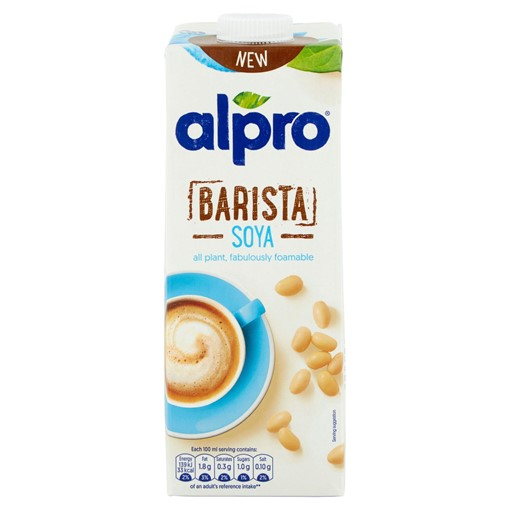 Picture of Alpro Barista Soya Long Life Drink 1L
