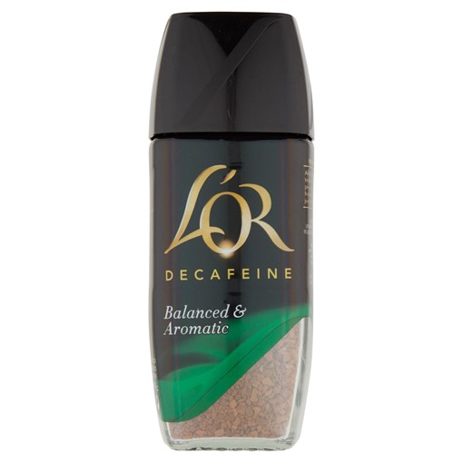 Picture of L'OR Decaf Instant Coffee 100g