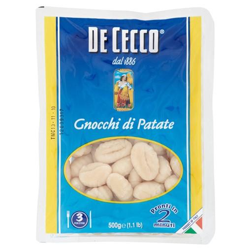 Picture of De Cecco Gnocchi di Patate 500g