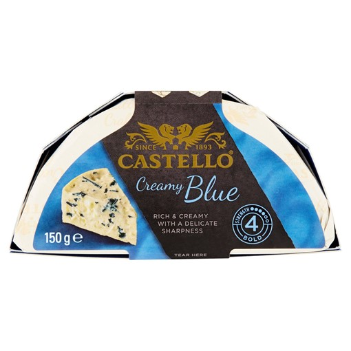 Picture of Castello Creamy Blue Cheese 150g