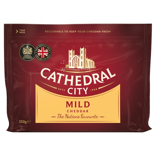 Picture of Cathedral City Mild Cheese 350g
