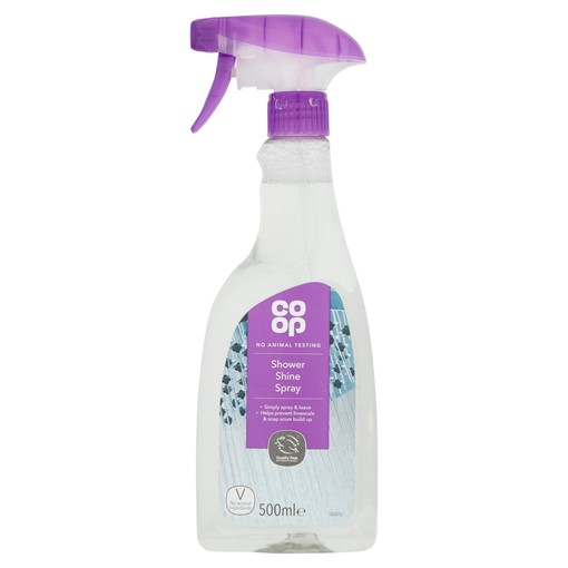 Picture of Co-op Shower Shine Spray 500ml